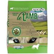 ** AUGUST SPECIAL** SAVE 10% - NZ Lamb Grain Free Dry Dog Food  -1.8Kg, 9Kg or 15Kg bag